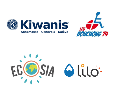 Logos cause sociale